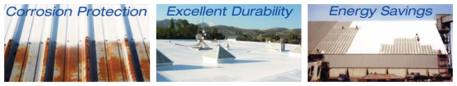 Inland Rubber Roof Coating